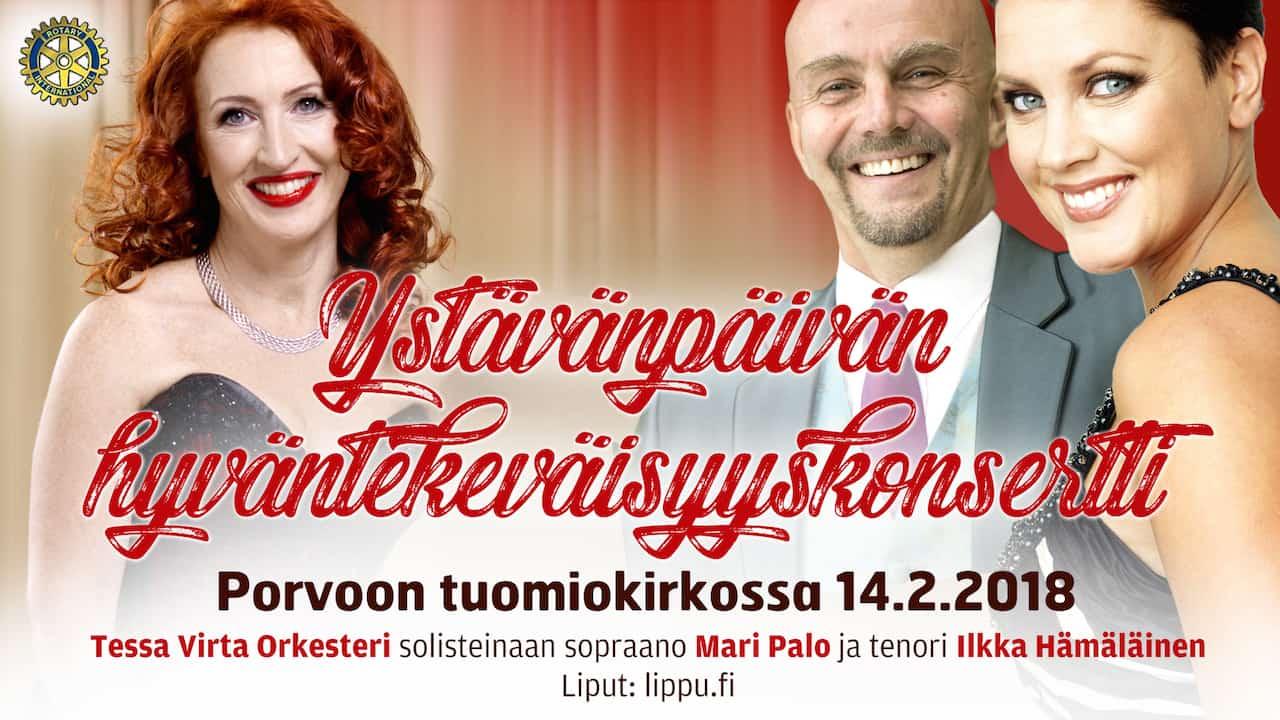 14.2.18 Ystävänpäiväkonsertti