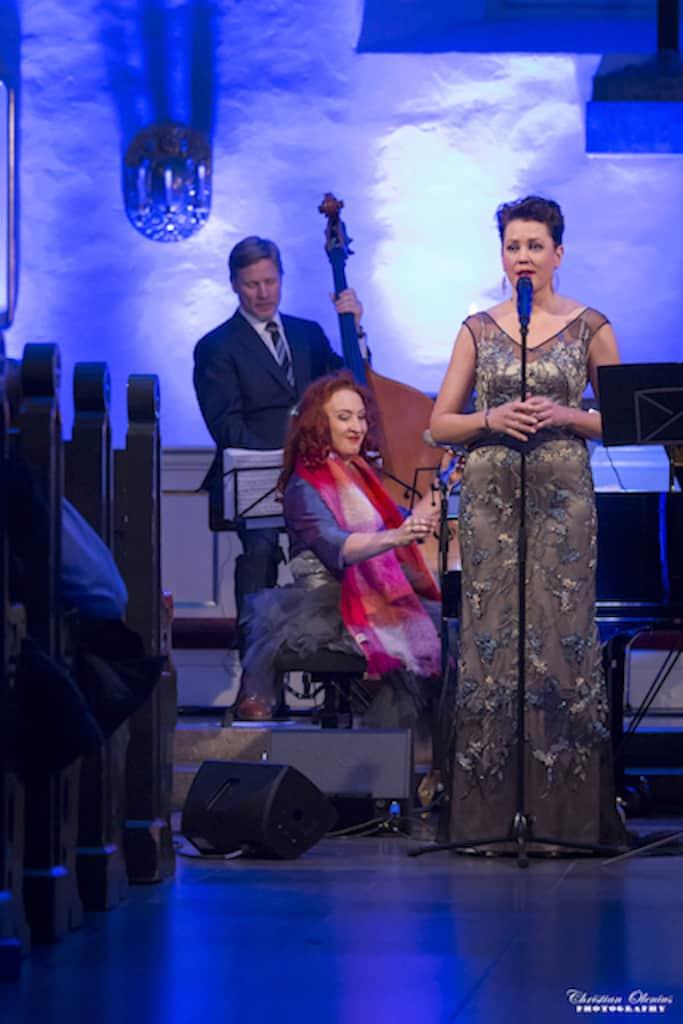 Mari Palo ja Tessa Virta Orkesteri