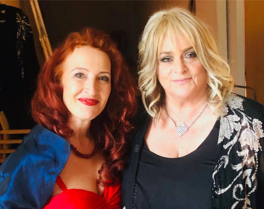 Marion ja Tessa konsertista 2019