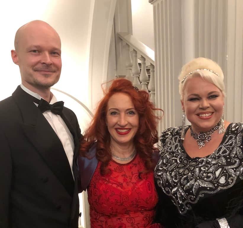 Johanna ja Ville Rusanen & Tessa Virta Orkesteri gaalaillallinen 1.2.20 G18