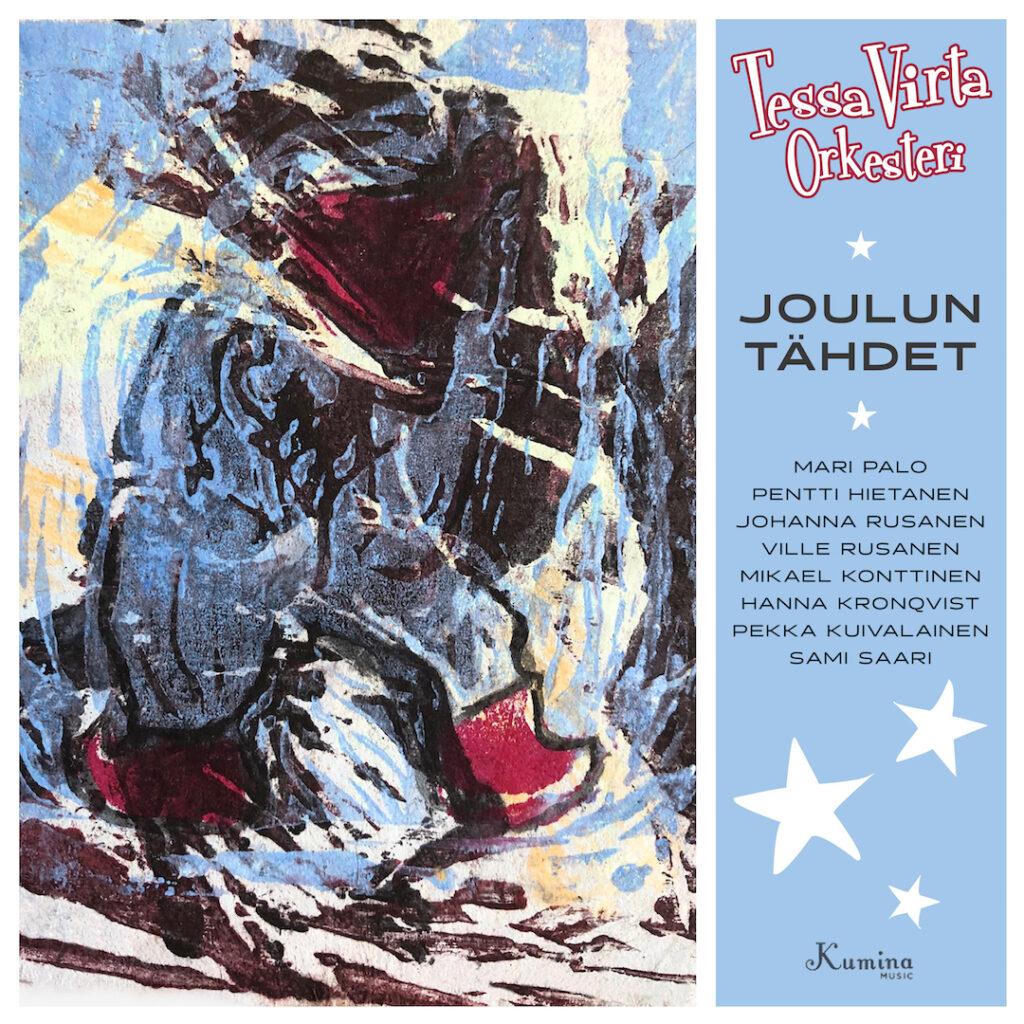 Tessa Virta Orkesteri & solistit Joulun Tähdet -albumi 6.11.20!